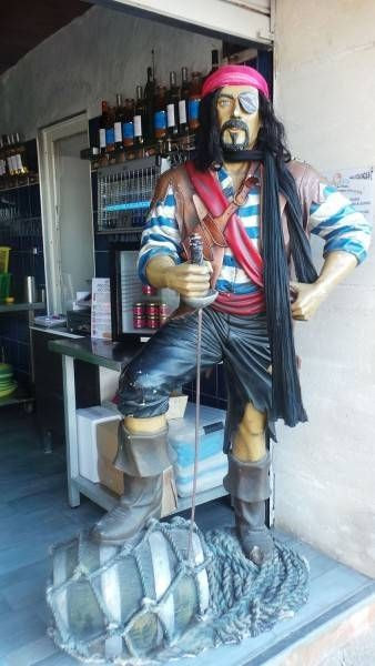 Le restaurant - Le Quai des Pirates - Restaurant Martigues
